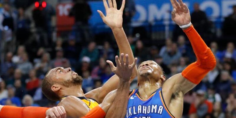 NBA'de bitmeyen maçı Oklahoma City kazandı