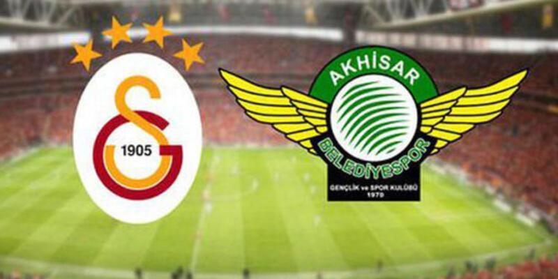 Galatasaray - Akhisarspor maçı muhtemel 11'leri