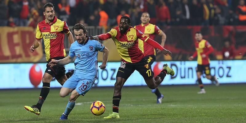 Trabzonspor geçen sezonki puanını yakaladı