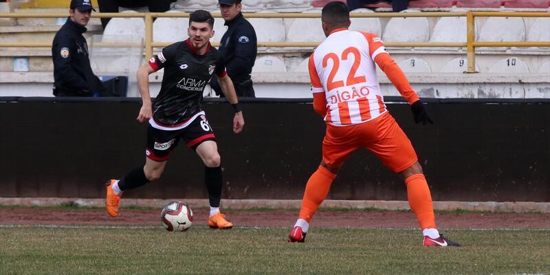Boluspor 0-1 Adanaspor maç sonucu