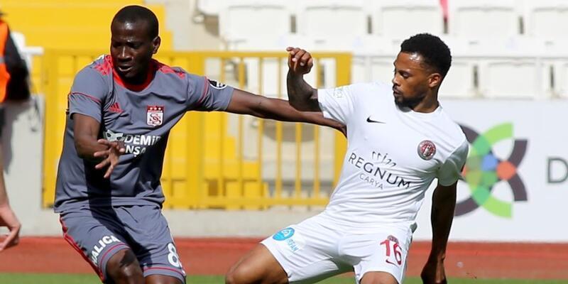 Sivasspor 1-2 Antalyaspor / Maç Özeti