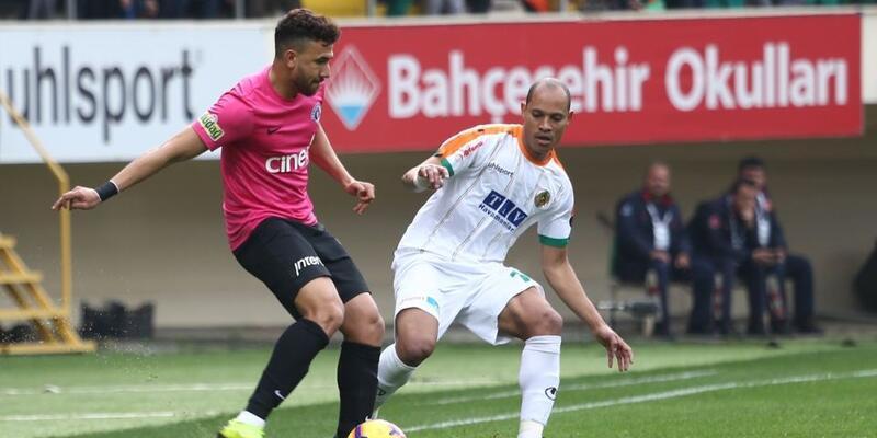 Alanyaspor 3-0 Kasımpaşa / Maç Özeti