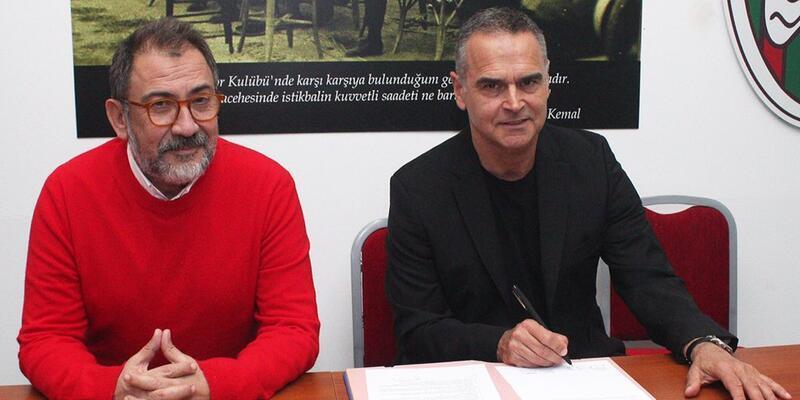 Pınar Karşıyaka'da Bauermann dönemi