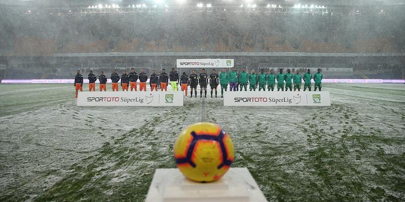 Göksel Gümüşdağ'dan ertelenen Başakşehir-Bursaspor maçıyla ilgili açıklama