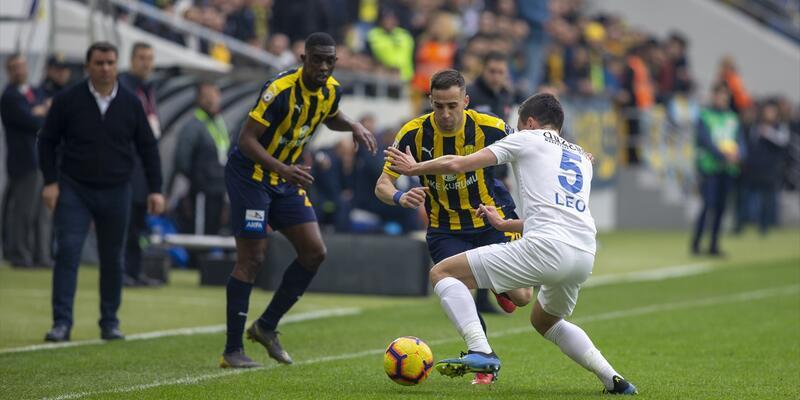 Ankaragücü 2-1 BB Erzurumspor / Maç özeti