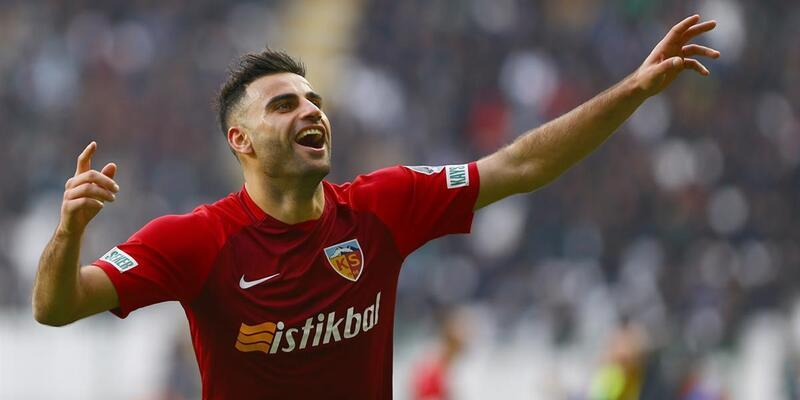 Konyaspor 1-0 Kayserispor / Maç Özeti