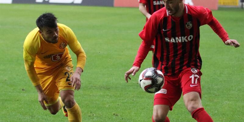 Gazişehir 1-1 Eskişehirspor / Maç Özeti