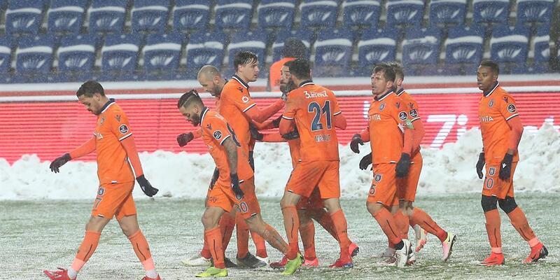 Başakşehir 3-0 Bursaspor Maç Özeti