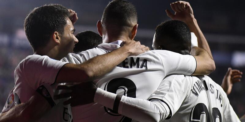 Real Madrid'in imdadına penaltılar yetişti
