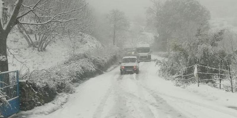Meteoroloji'den 8 il için son dakika yoğun kar uyarısı