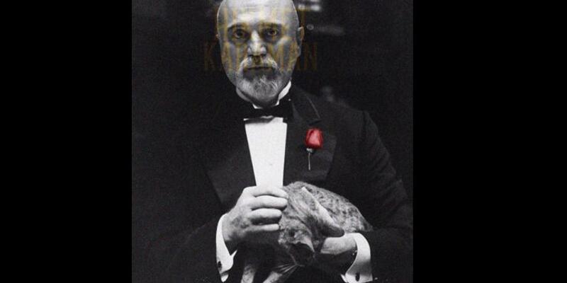 Hikmet Karaman 'Godfather' oldu