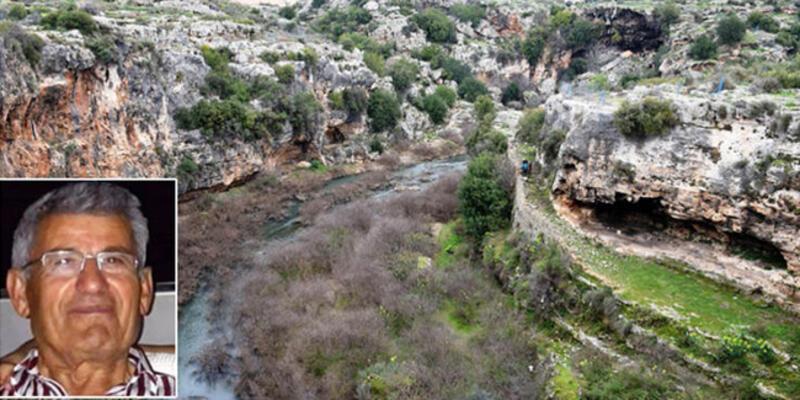 Antalya'da kayıp emlak zengini obrukta arandı