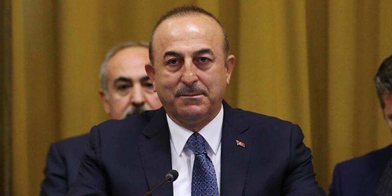 Son dakika... Bakan Çavuşoğlu'ndan Uygur Türkleri mesajı