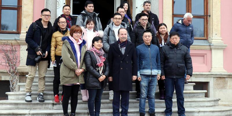 Çinliler, Edirne'yi keşfe geldi