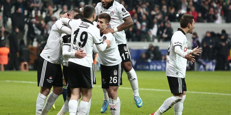 Beşiktaş 9 yıl sonra derbide penaltı kazandı