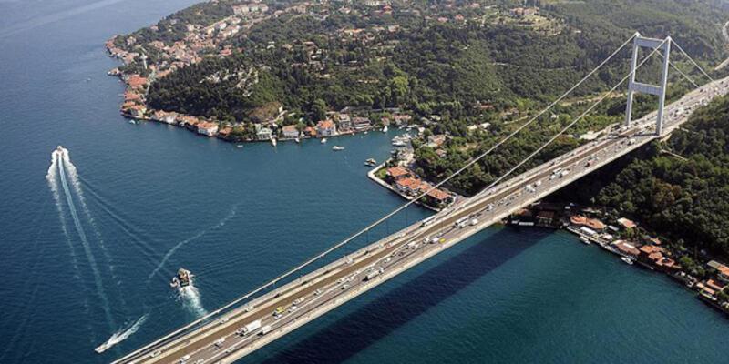 İşte Türkiye'nin köprü ve otoyol gelirleri
