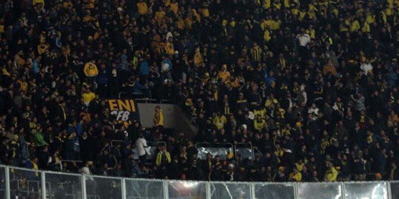 Fenerbahçe'den taraftara teşekkür: Deplasmanı 'Kadıköy' gibi hissettiren...