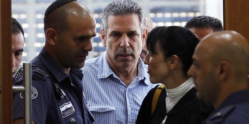 Son dakika... İsrailli eski bakana 11 yıl hapis cezası