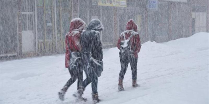 Meteorolojiden İstanbul, Ankara, İzmir hava durumu verileri