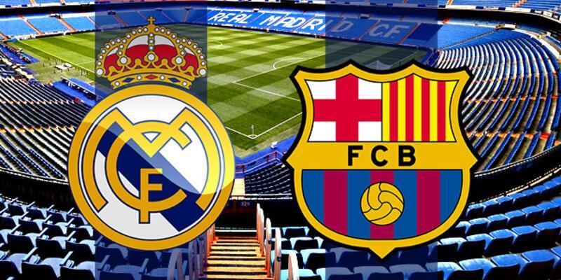 El Clasico hangi kanalda? Real Madrid Barcelona Kral Kupası maçı ne zaman?
