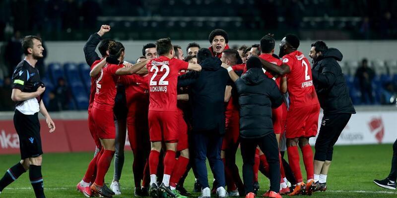 Ümraniyespor UEFA Avrupa Ligi'ni hedefliyor