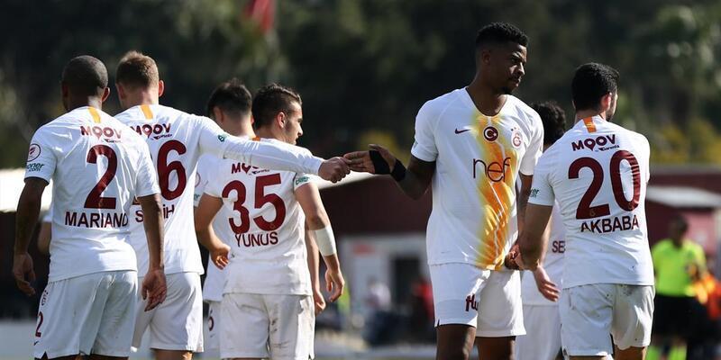 Galatasaray 25. kez kupada yarı finalde