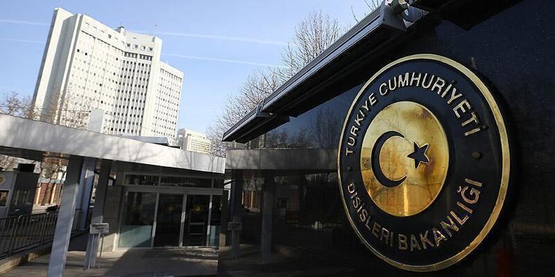 Türkiye'den Mısır halkına taziye mesajı