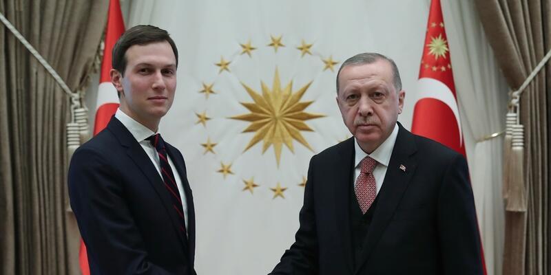 Beyaz Saray'dan Erdoğan-Kushner görüşmesiyle ilgili açıklama