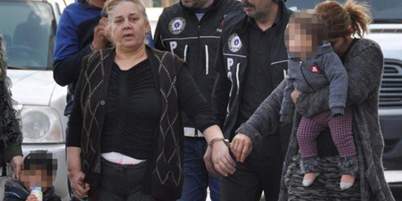 Gelin-kaynana reçeteli ilaç satmaktan tutuklandı