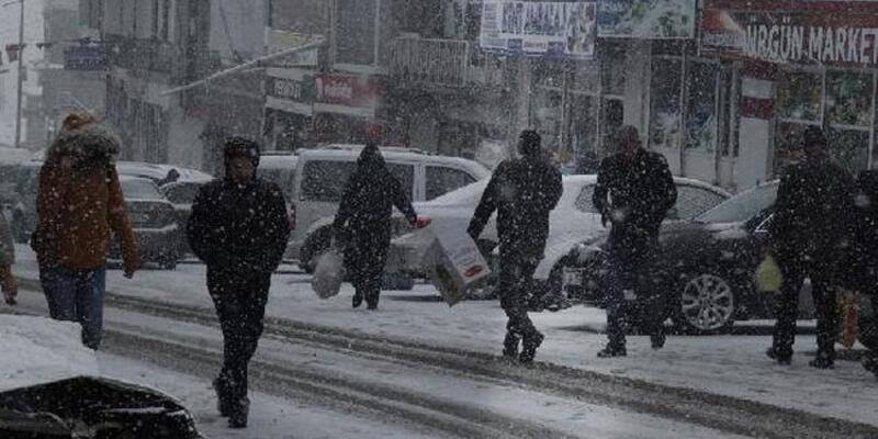 Meteorolojiden hava durumu uyarısı: Buzlanma ve don olayı etkisini gösterecek