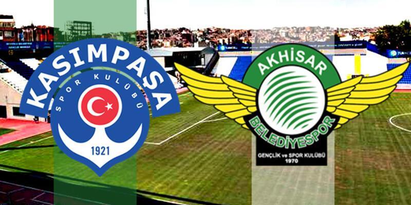 Kasımpaşa, Akhisar ZTK maçı ne zaman, saat kaçta, hangi kanalda?