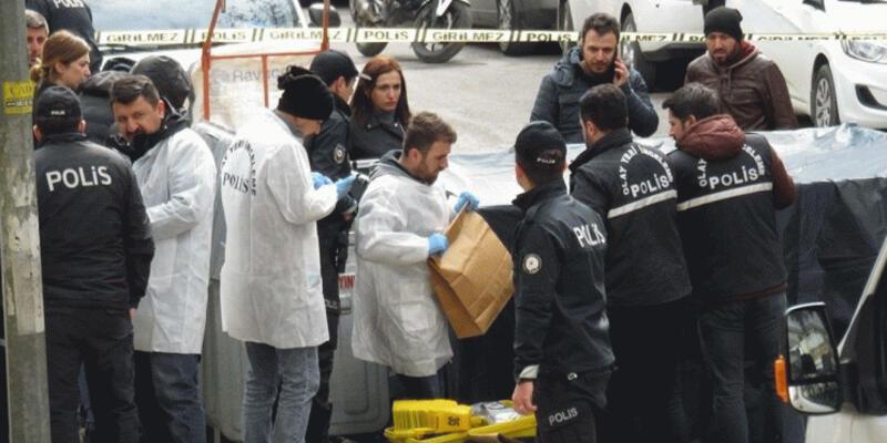 Çöp konteynerindeki vahşet: Cesedin gövdesi bulundu