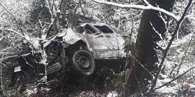 Son dakika... Ordu'da feci kaza: 3 kişi hayatını kaybetti