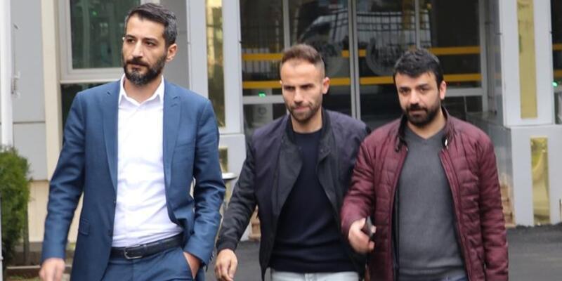 Amedsporlu Mansur Çalar serbest bırakıldı