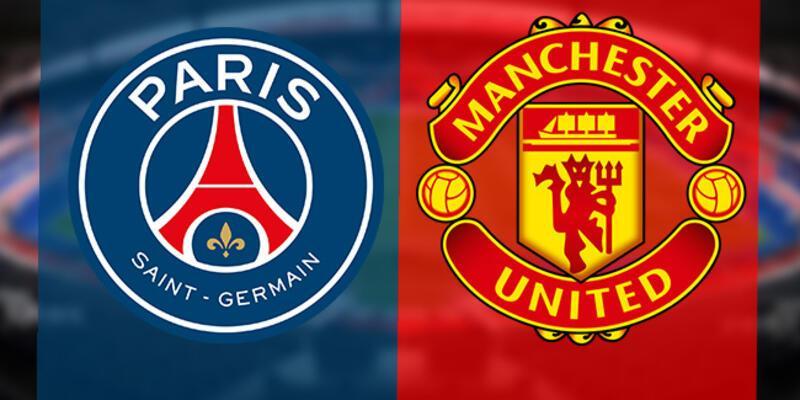 ŞL, PSG - Manchester United maçı hangi kanalda, saat kaçta?