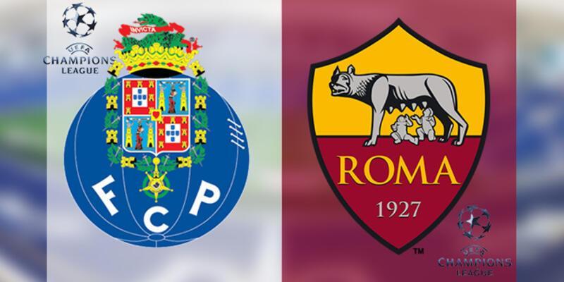 ŞL Porto, Roma maçı ne zaman, saat kaçta, hangi kanalda?