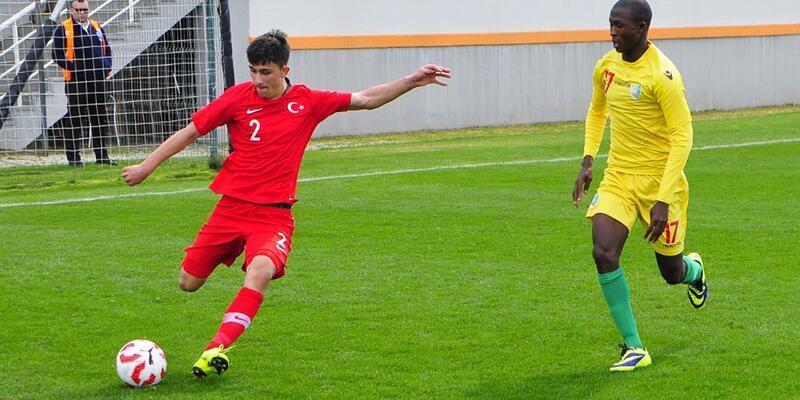 U17: Türkiye 1-2 Gine