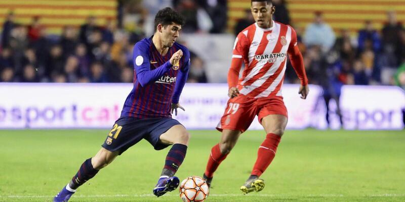 FC Girona, Barcelona'yı devirdi