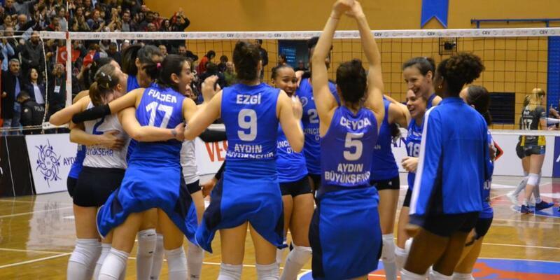 Türk takımları üst üste 5. kez CEV Challenge Kupası'nda finalde