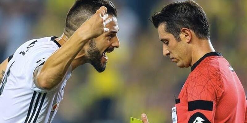 Beşiktaş - Konyaspor maçını Ali Palabıyık yönetecek