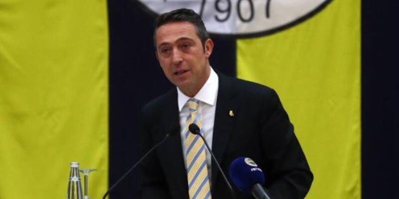 Fenerbahçe Başkanı Ali Koç'tan transfer sözleri