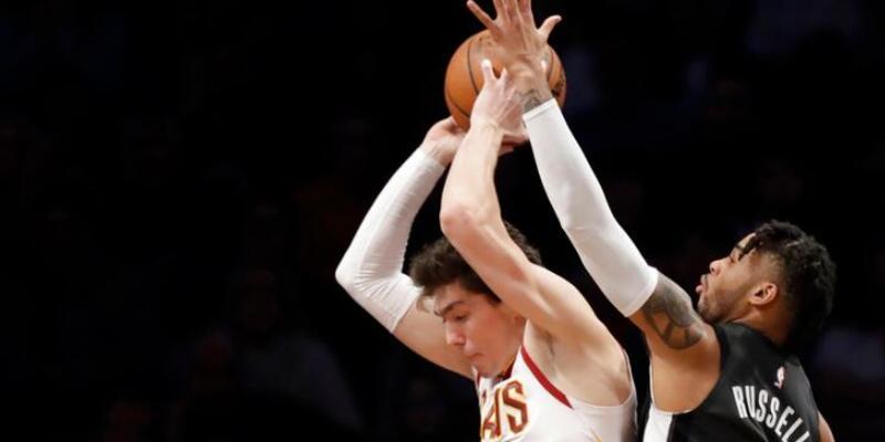 Cedi Osman NBA'de bininci sayısını attı
