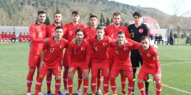 U19 Futbol Milli Takımı aday kadrosu açıklandı