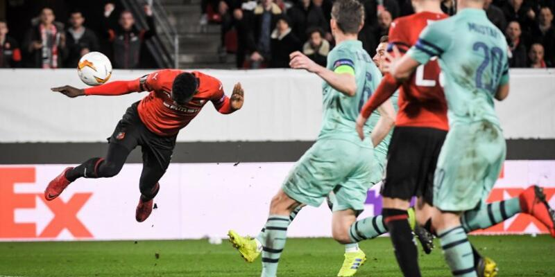Rennes 3-1 Arsenal / Maç Özeti