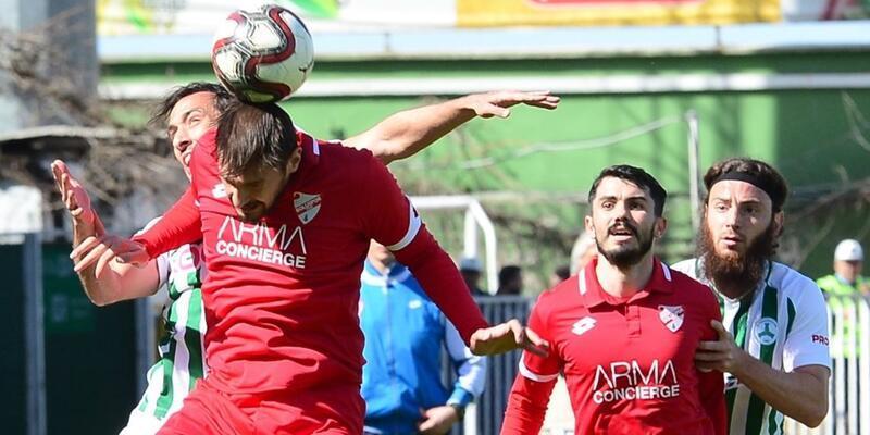 Giresunspor 3-1 Boluspor / Maç özeti