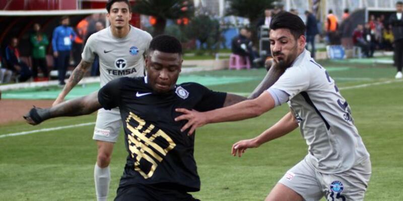 Adana Demirspor 0-0 Osmanlıspor maç sonucu