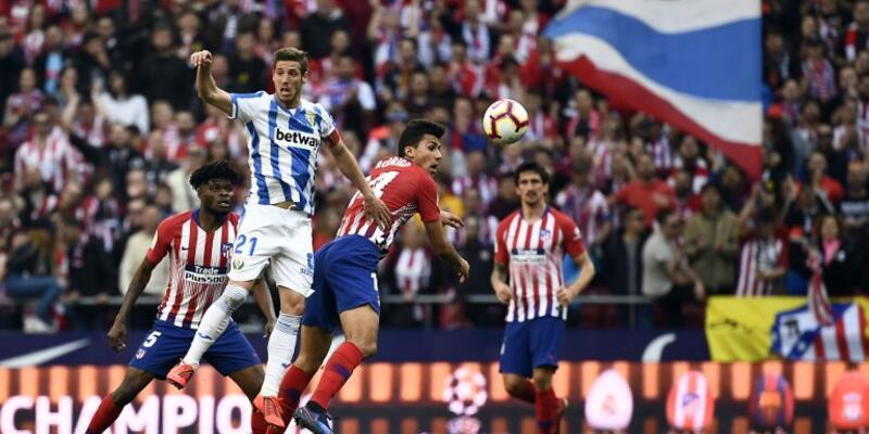 Atletico Madrid 1-0 Leganes / Maç Özeti