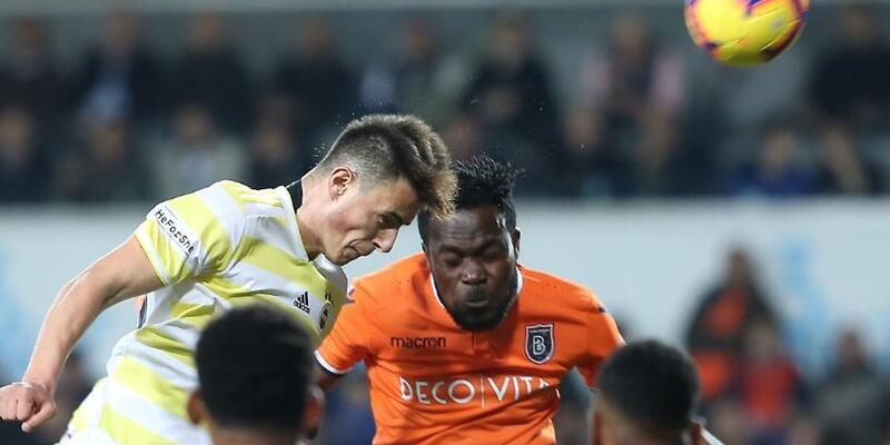 Medipol Başakşehir 2-1 Fenerbahçe / Maç özeti