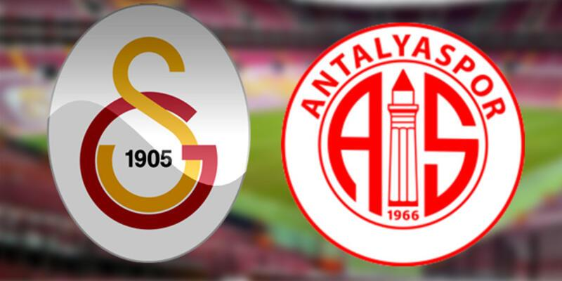 Haftanın kapanış maçı Galatasaray, Antalyaspor mücadelesi ne zaman, saat kaçta?