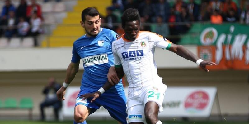 MAÇ ÖZETİ Aytemiz Alanyaspor 2-1 Büyükşehir Belediye Erzurumspor